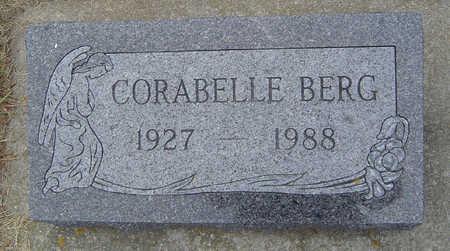 WILSON BERG, CORABELLE - Delaware County, Iowa   CORABELLE WILSON BERG