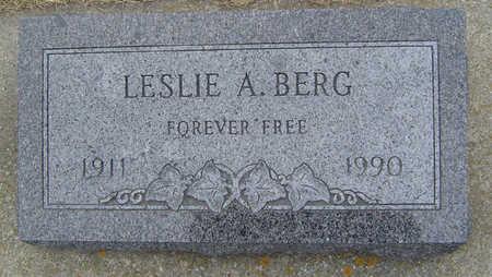 BERG, LESLIE A. - Delaware County, Iowa | LESLIE A. BERG