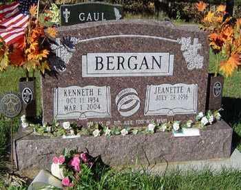 BERGAN, KENNETH E. - Delaware County, Iowa | KENNETH E. BERGAN