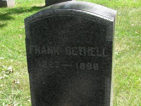 BETHELL, FRANK - Delaware County, Iowa | FRANK BETHELL