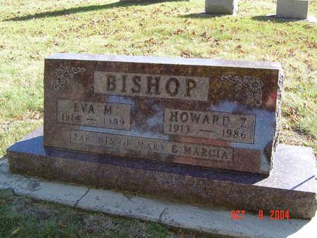 ROBINSON BISHOP, EVA M. - Delaware County, Iowa | EVA M. ROBINSON BISHOP
