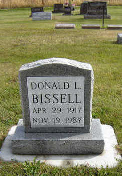BISSELL, DONALD L. - Delaware County, Iowa | DONALD L. BISSELL