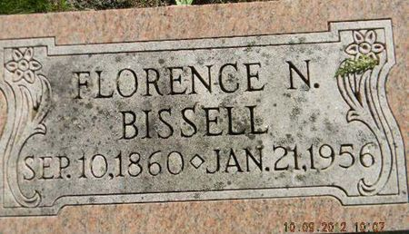 BISSELL, FLORENCE N. - Delaware County, Iowa | FLORENCE N. BISSELL