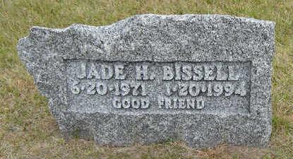BISSELL, JADE H. - Delaware County, Iowa   JADE H. BISSELL