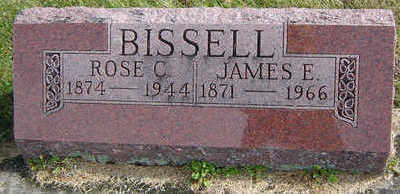 BISSELL, JAMES EDWIN - Delaware County, Iowa | JAMES EDWIN BISSELL