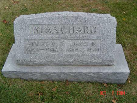 BLANCHARD, LOUIS B. - Delaware County, Iowa | LOUIS B. BLANCHARD