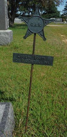 BOOTS, JOSEPH - Delaware County, Iowa | JOSEPH BOOTS