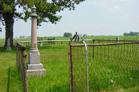 BOWEN, TRUMAN H. - Delaware County, Iowa | TRUMAN H. BOWEN