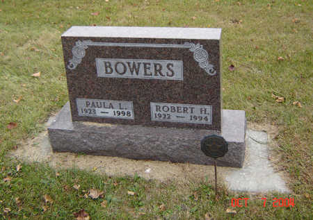 BRUCH BOWERS, PAULA L. - Delaware County, Iowa | PAULA L. BRUCH BOWERS