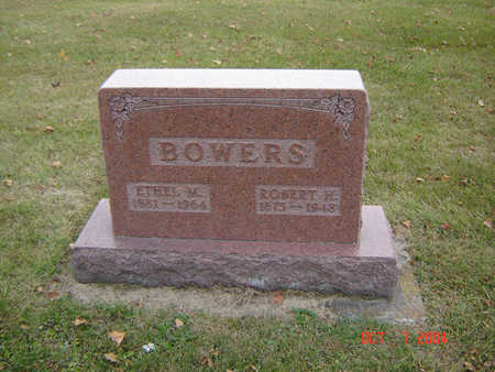 STONE BOWERS, ETHEL M. - Delaware County, Iowa | ETHEL M. STONE BOWERS