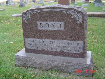 BOYD, JAMES F. - Delaware County, Iowa | JAMES F. BOYD