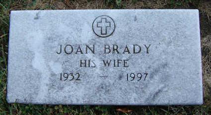 BRADY, JOAN MARIE - Delaware County, Iowa | JOAN MARIE BRADY