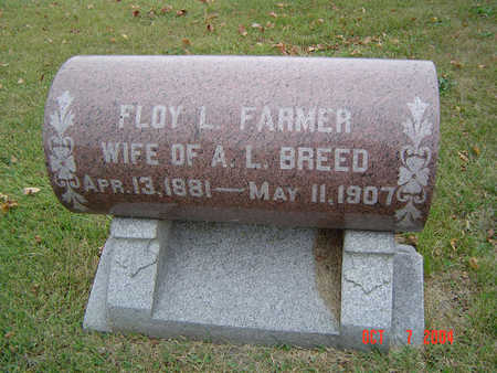 BREED, FLOY L. - Delaware County, Iowa | FLOY L. BREED
