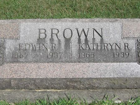 BROWN, KATHRYN R. - Delaware County, Iowa | KATHRYN R. BROWN