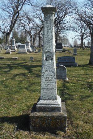 BROWN, JAMES - Delaware County, Iowa   JAMES BROWN