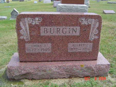 BURGIN, ALFRED L. - Delaware County, Iowa | ALFRED L. BURGIN