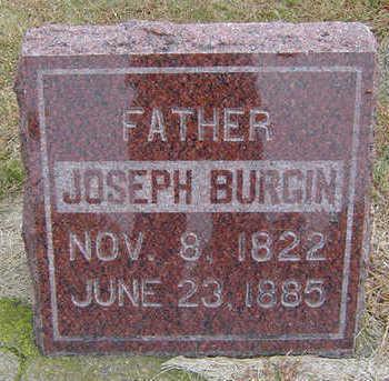 BURGIN, JOSEPH - Delaware County, Iowa   JOSEPH BURGIN