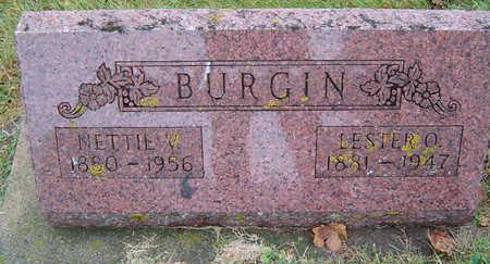 BURGIN, LESTER ORRIN - Delaware County, Iowa | LESTER ORRIN BURGIN