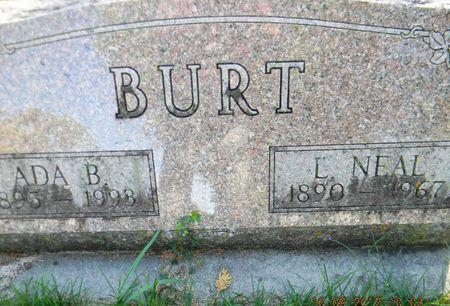 BURT, L. NEAL - Delaware County, Iowa | L. NEAL BURT