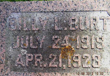 BURT, BILLY L. - Delaware County, Iowa | BILLY L. BURT