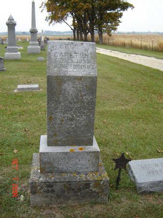 CARLTON, GEORGE W. - Delaware County, Iowa | GEORGE W. CARLTON