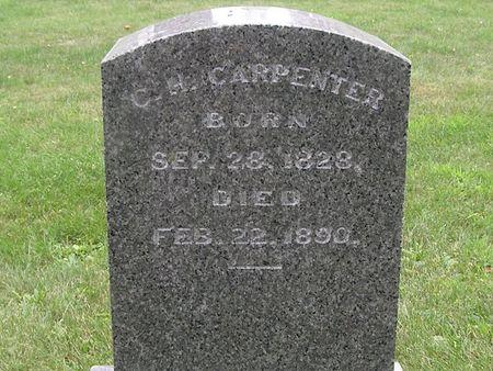 CARPENTER, C. H. - Delaware County, Iowa | C. H. CARPENTER