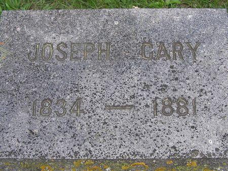 CARY, JOSEPH - Delaware County, Iowa   JOSEPH CARY