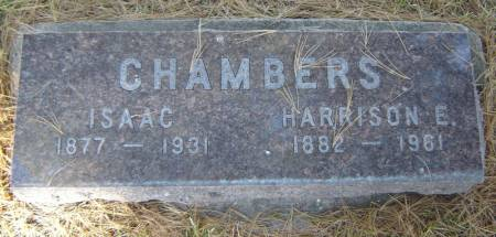 CHAMBERS, ISAAC - Delaware County, Iowa | ISAAC CHAMBERS
