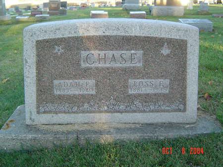 CHASE, ADAH - Delaware County, Iowa | ADAH CHASE