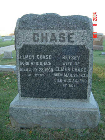 BROWN CHASE, BETSEY - Delaware County, Iowa | BETSEY BROWN CHASE