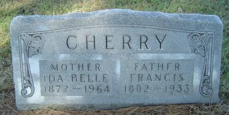 CHERRY, IDA BELLE - Delaware County, Iowa | IDA BELLE CHERRY