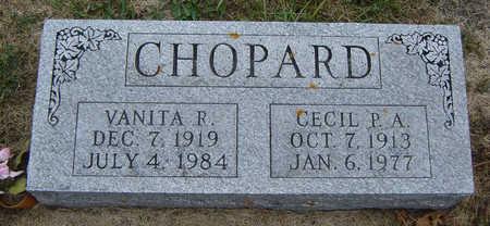 CHOPARD, VANITA ROSE - Delaware County, Iowa | VANITA ROSE CHOPARD