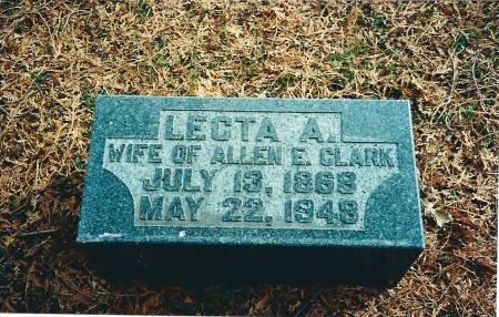 HOCKADAY CLARK, LECTA - Delaware County, Iowa | LECTA HOCKADAY CLARK