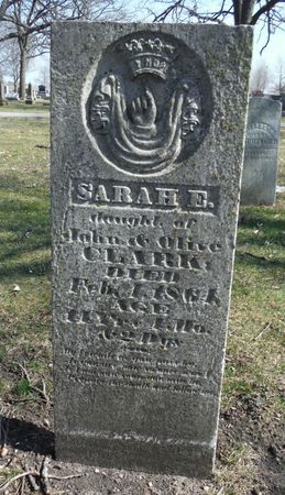 CLARK, SARAH E. - Delaware County, Iowa | SARAH E. CLARK