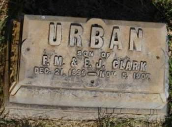 CLARK, URBAN - Delaware County, Iowa | URBAN CLARK