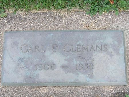 CLEMANS, CARL P. - Delaware County, Iowa | CARL P. CLEMANS
