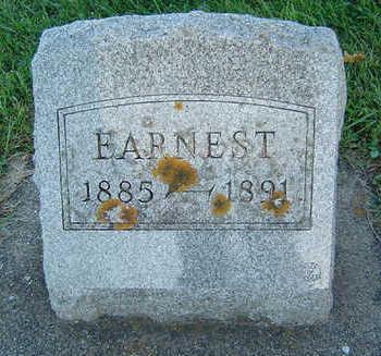 CLEMENS, EARNEST - Delaware County, Iowa | EARNEST CLEMENS