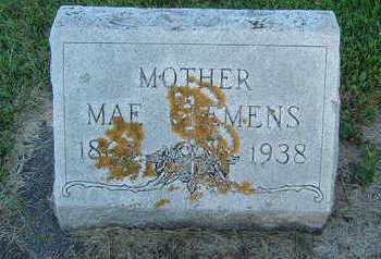 CLEMENS, MAE - Delaware County, Iowa | MAE CLEMENS