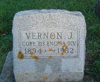CLEMENS, VERNON J. - Delaware County, Iowa | VERNON J. CLEMENS