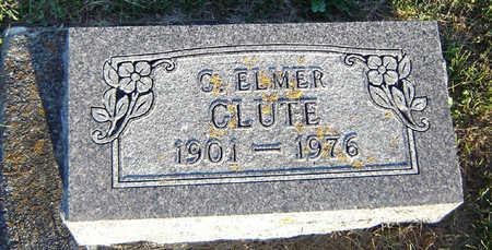 CLUTE, CHARLES ELMER - Delaware County, Iowa | CHARLES ELMER CLUTE