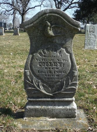 COOLEY, BERTHA - Delaware County, Iowa | BERTHA COOLEY