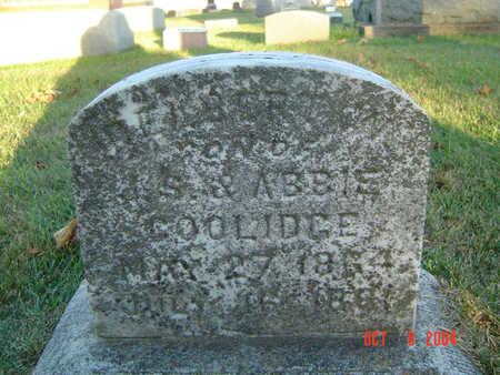 COOLIDGE, DELBERT W. - Delaware County, Iowa | DELBERT W. COOLIDGE