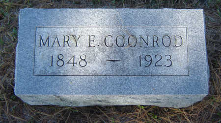 COONROD, MARY ETTA - Delaware County, Iowa | MARY ETTA COONROD