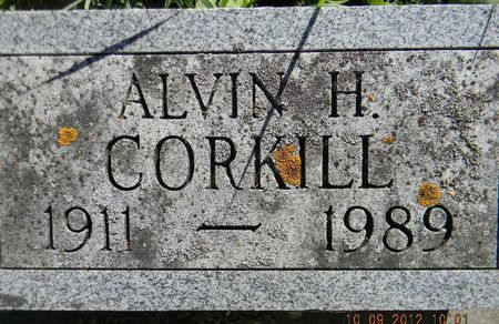 CORKILL, ALVIN H. - Delaware County, Iowa | ALVIN H. CORKILL