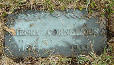 CORNELIOUS, HENRY - Delaware County, Iowa   HENRY CORNELIOUS