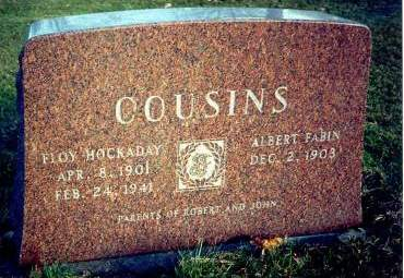 COUSINS, FLOY - Delaware County, Iowa | FLOY COUSINS