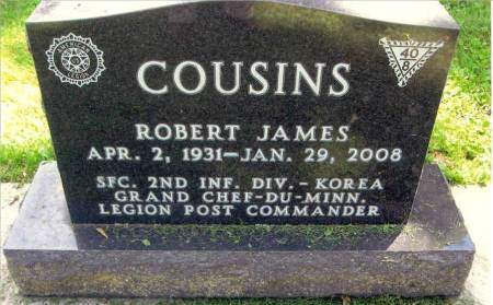 COUSINS, ROBERT JAMES - Delaware County, Iowa | ROBERT JAMES COUSINS