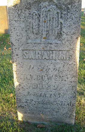 COWEN, SARAH M. - Delaware County, Iowa | SARAH M. COWEN