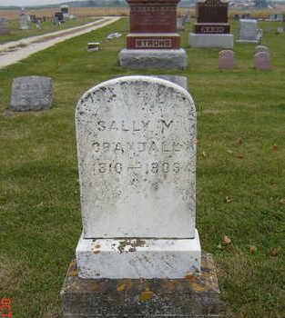 MILLER CRANDALL, SALLY M. - Delaware County, Iowa | SALLY M. MILLER CRANDALL