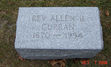 CURRAN, ALLEN B. - Delaware County, Iowa | ALLEN B. CURRAN